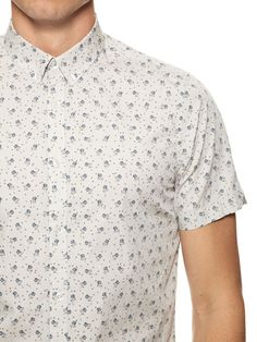 <> Floral Sport Shirt by Ben Sherman