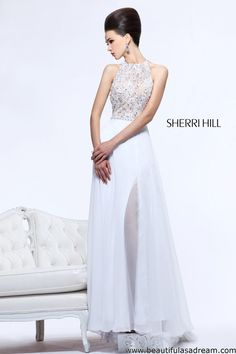Sherri Hill 21110 #TopshopPromQueen