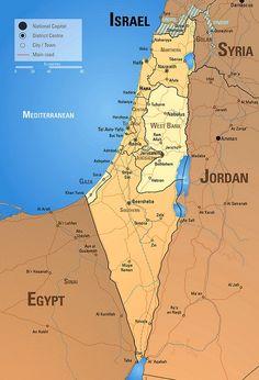 map israel jericho - Google keresés