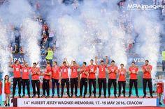 Bułgaria zwycięzcą XIV Memoriału Huberta Jerzego Wagnera 2016  #memorialwagnera2016 #siatkowka #siatkówka #volleyball #volley #polska #poland #photo #foto #sportphotography #sport #mpaimages @memorialwagnera