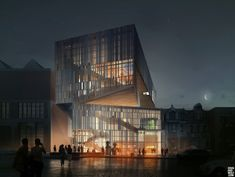 Gallery – Doug and Wolf architecture rendering Sydney, Australia