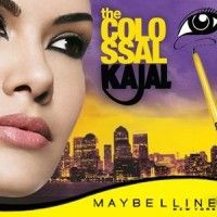 Get Awesome Deal from Groupon,  2 Maybelline Colossal Kajals @ just Rs.175 only