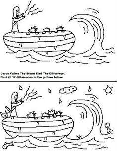 John 21:1-19; Jesus Served Breakfast by the Sea: Free