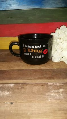 Hey, I found this really awesome Etsy listing at https://www.etsy.com/listing/502439861/i-kissed-a-dog-and-i-liked-it-dog-humor