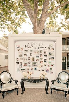 Be such a cool idea to build our 'photo/type booth' around this concept- holding images of loved ones to provoke emotions, memories , etc to provoke and write down - wedding, 21st, baby shower concept or even mall idea ?