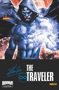 The Traveler #2    Portada: Tim Bradstreet