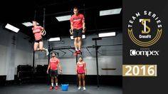 CrossFit Team Series 2016: Event 6 Demo