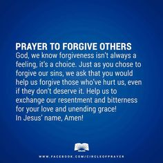 Prayer for forgiveness Prayer To Forgive Others, Prayer For Forgiveness, Bible Verses Quotes, Faith Quotes, Words Quotes, Prayer Quotes, Scriptures, Qoutes, Sayings
