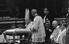 San Juan XXIII en la apertura