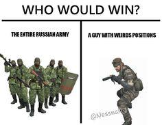 Metal Gear Solid memes