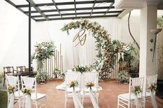 Weding Decoration, Simple Wedding Decorations, Engagement Decorations, Backdrop Decorations, Wedding Stage Backdrop, Wedding Backdrop Design, Wedding Stage Design, Pre Wedding Poses, Akad Nikah