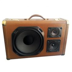 Gentleman's Boombox, $350 and up at Arpentry