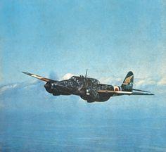 1680x1539. Kawasaki Ki-45 TORYU - 01.