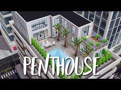 Sims Freeplay -  Penthouse  (Orijinal Tasarım) - YouTube