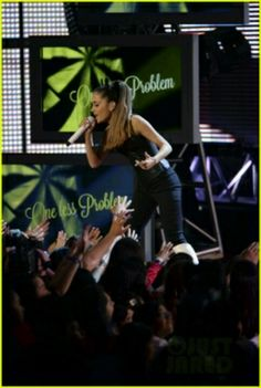 Ariana Grande 2014 Radio Disney Awards