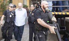 (Lava Jato produzindo fotos para a Globo. Foto: Rafael Forte / Globo) A mídia passou onze anos dando manchetes sensacionalistas contra o tesoureiro do PT, João Vaccari Neto, e demais dirigentes da …