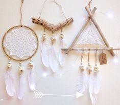 mermaid dream catcher, boho beach decor, hippie chic, coastal decor, beachcomber bohemian decor - The Effective Pictures We Offer You About diy projects A quality picture can tell you many things. Dream Catcher Boho, Dream Catchers, Dream Catcher Decor, Dream Catcher Necklace, Hippie Chic, Boho Chic, Boho Style, Seashore Decor, Deco Floral
