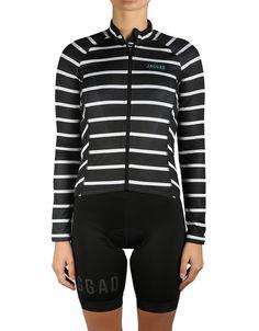 Women's Long Tall Stripe Jersey - Jaggad