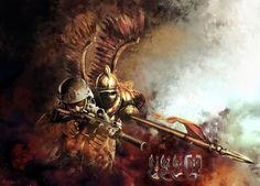 husarz i żołnierz Gromu