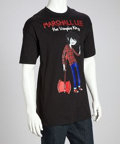 'Marshall Lee The Vampire King' Tee - Young Adult by Changes on #zulily today!