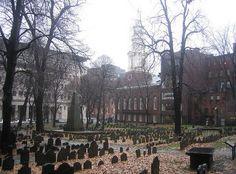 burial ground, mother goose, boston, massachusett, amaz cemeteri, granari burial, buri ground, place, graveyard