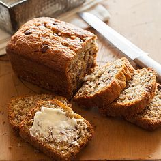 This is a great Chocolate Chip Coconut Banana Bread recipe. We added coconut and chocolate chips to our banana bread.