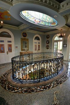 | Casa de Gianni Versace é vendida por US$ 41 milhões. Veja fotos do interior da mansão! - Yahoo Mulher