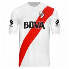 River Plate 2017-18 Season Home White Shirt Jersey [K161]