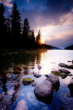 Jasper National Park in Canada