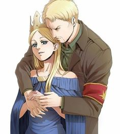Reiner X Historia || Shingeki no Kyojin || Just let them get married already