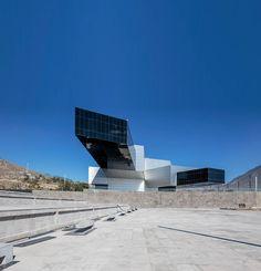 UNASUR Headquarters / Diego Guayasamin Architects