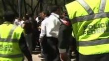 Starkes Erdbeben in Mexiko - Panik in der Hauptstadt