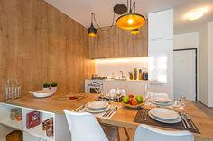 V našom obľúbenom projekte Tammi Dúbravka sme pre vás pripravili opäť niečo nové.  Ak hľadáte bývanie v novostavbe a zaujíma vás ako vyzerá štýlovo zariadený byt v 3. etape Tammi Dúbravka - máte vynikajúcu príležitosť.