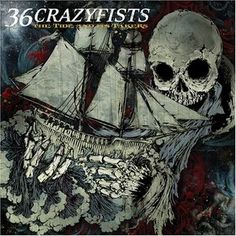 47 - 36 Crazyfists : The Tide And It's Taker