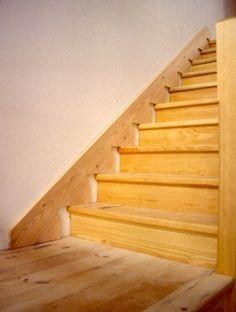 Scribing Stair Skirt Boards @Quinn Gooden for the basement steps?