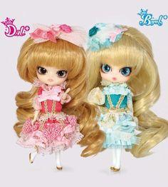 GS favorite: Princess Minty & Princess Pinky