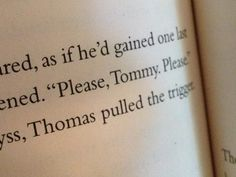The Maze Runner. The Death Cure. :( Finished its so sad!! ;( I loved It though best series I have ever read <3