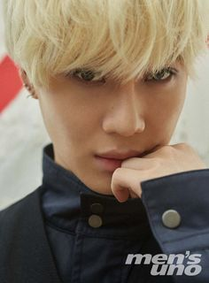 Taemin - pinned for the gorgeous natural skin tone..