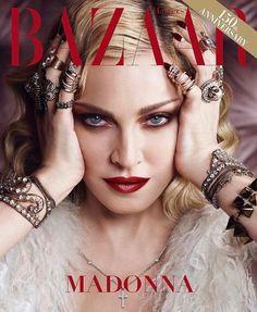 #BowDownToTheQueen ❤✨ @madonna by @mertandmarcus for @harpersbazaarus  #Madonna #HarpersBazaar #Magazine #QueenOfPop #PopQueen #GoddessOfPop #PopGoddess #PopIcon #PopIdol #GayIcon #GayIdol #GayModel #WCW #WomanCrushWednesday #MDolla #LouiseCiccone #MDNA Madone #Bazaar #OnTheCoverOfAMagazine #StrikeAPose #Idol #Icon #Model #FemmeFatale #LikeItOrNot #MertAndMarcus #Queen #BowDown