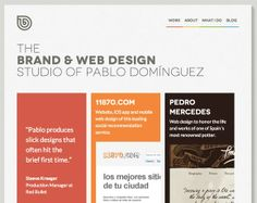 15 Websites with Beautiful Typography use