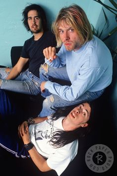 Nirvana by Joe Giron