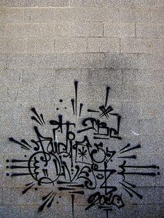:lines and dots: #graffiti