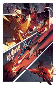 monster boys & robots