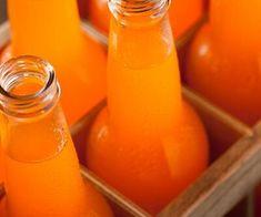 Orange soda bottles | Aesthetic