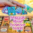 Behavior Beads!!! So what is a behavior bead? Well, these are a MUST in the classroom!!! Students LOVE earning and collecting these colorful tags/b...