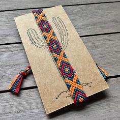 Tribal woven friendship bracelet/anklet