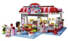 Lego Friends at the Wonderland Models Online Model Shop. Wonderland Models are an Online Toy and Model Shop who specialise in Lego Friends Sets for girls, Construction, Learning and Building Toys. Our range of Lego kits is extensive. Friends Cafe, Lego Friends Sets, Friends Series, Friends Girls, Legos, Park Cafe, Modele Lego, Gender Neutral Toys, Lego Girls
