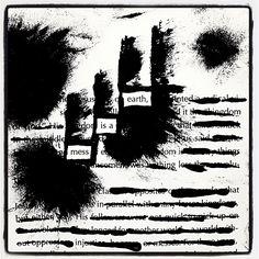Propaganda Prophylactic: Make Black Out Poetry, Black Out Poetry, Poetry