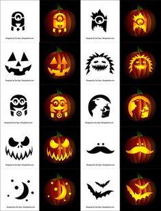 Free-Simple-Pumpkin-Carving-Stencils-For-children