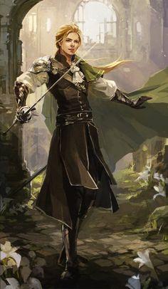 Porin - Schiffsjunge clothes fantasy Lucien by chibi-oneechan on DeviantArt Fantasy Warrior, Fantasy Rpg, Medieval Fantasy, Fantasy Artwork, Fantasy World, Fantasy Art Men, Dark Fantasy, Dnd Characters, Fantasy Characters